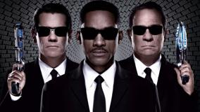 Men In Black 3 &#8211; Agents In Black Suits